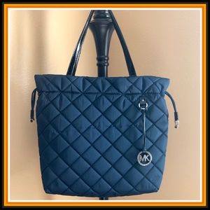 Authentic Michael Kors Quilted Tote